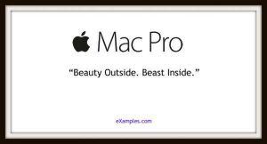 slogan firmy mac