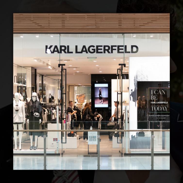 Výklad Karl Lagerfeld